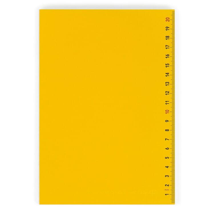Notizbuch Metric