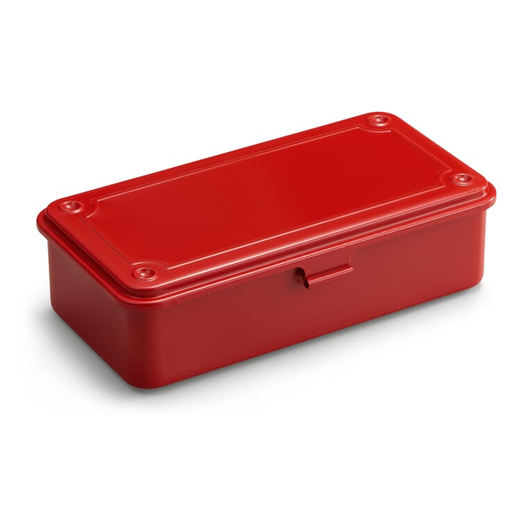 Stapelbox Toyo, Rot