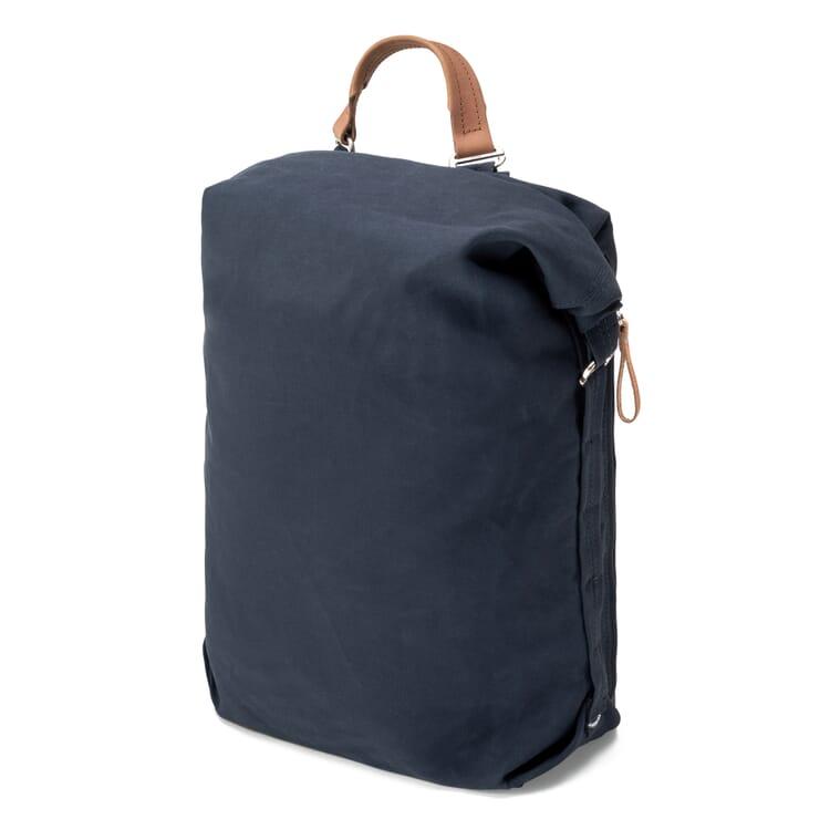 Rucksack Roll Pack Bananatex, Blau