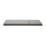 Koffermatratze Flex Plus Grau