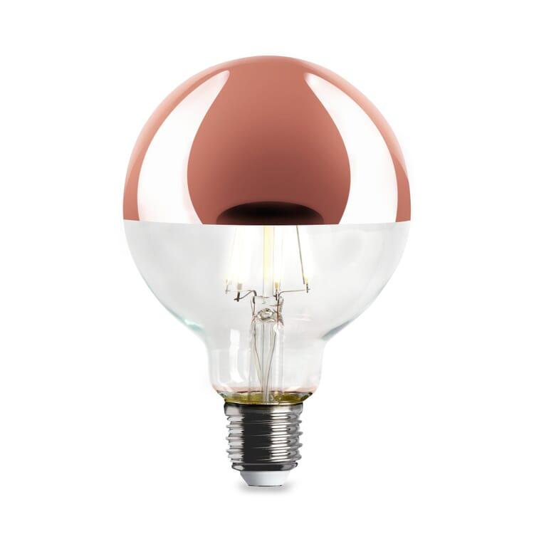 LED-Kopfspiegellampe Globe
