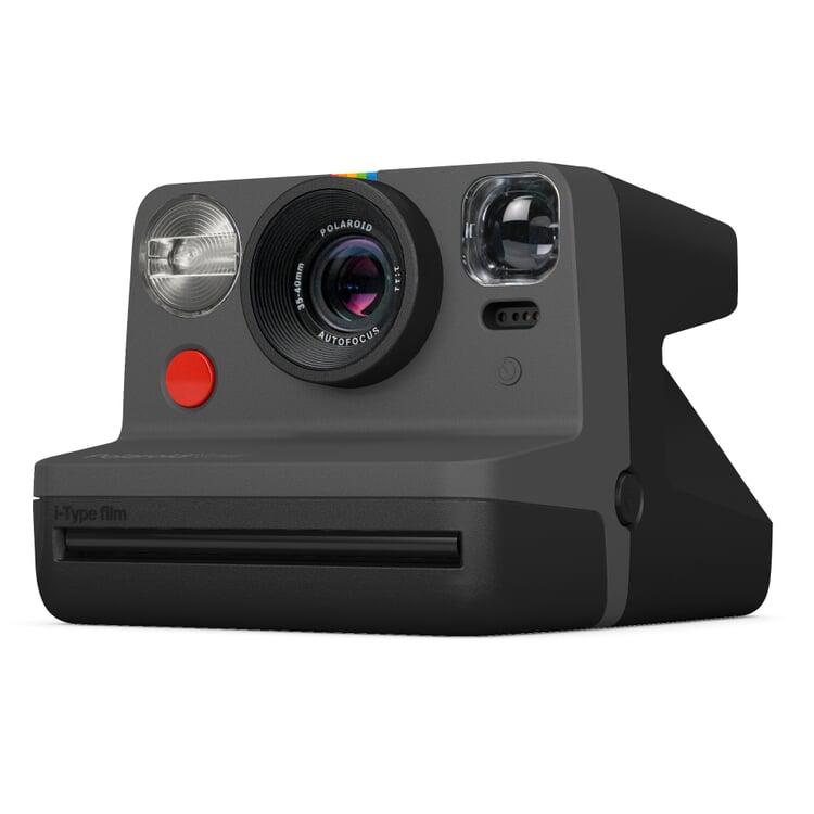 Polaroidkamera Now, Schwarz