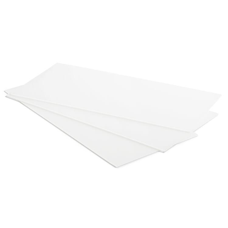 Schieber zu Sideboard Irion, flach, Weiß
