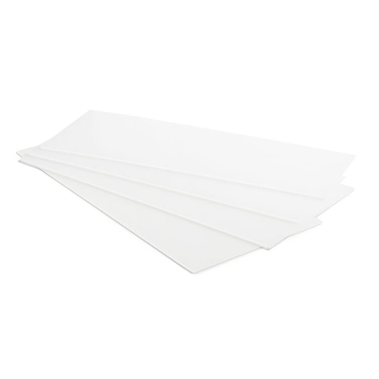 Schieber zu Sideboard Irion, hoch, Weiß