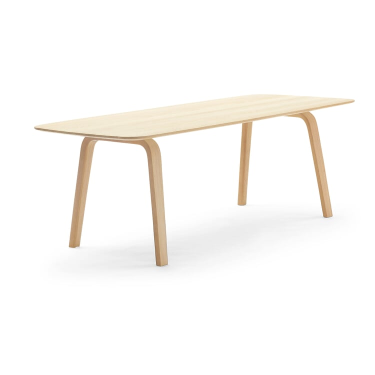 Tisch Essential Wood, Eiche, natur