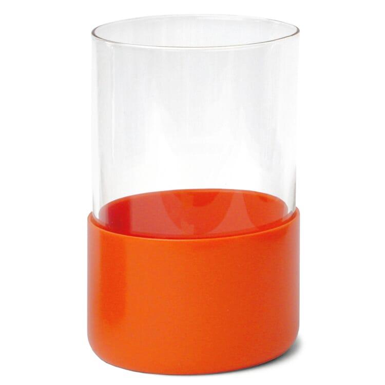 Zahnputzbecher Base, Orange