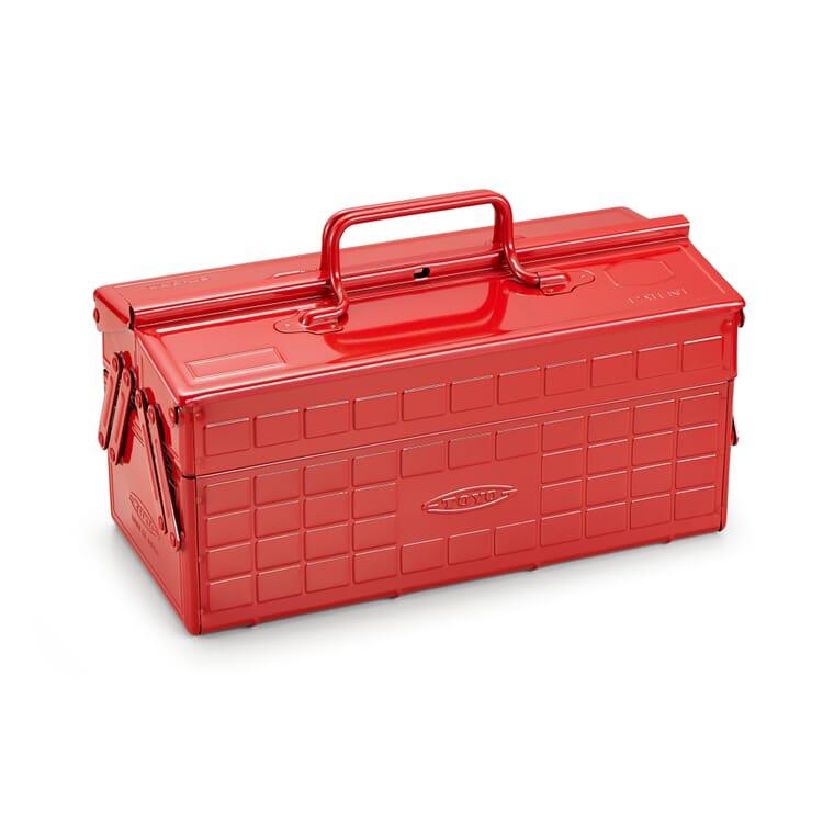 Werkzeugkiste Toyo, Rot