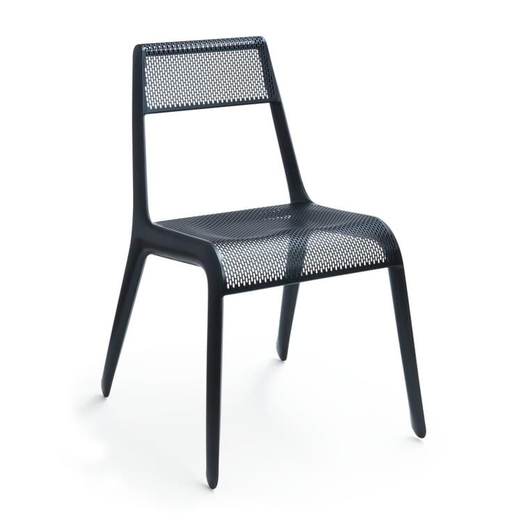 Stuhl Ultraleggera, Schwarz