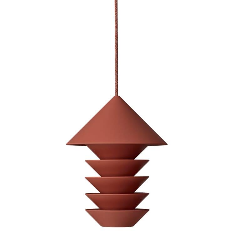 Vogelfutterspender Bird Silo, Terrakotta