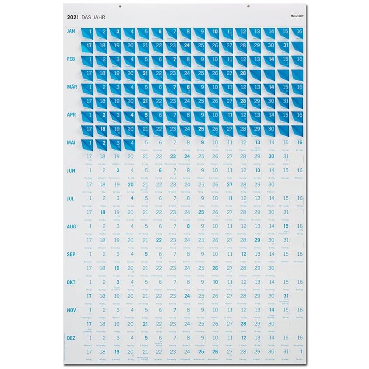 Wandkalender Magazin 2021