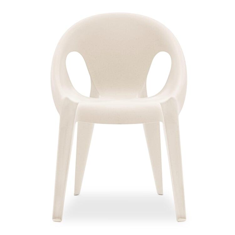 Armlehnstuhl Bell Chair Weiß
