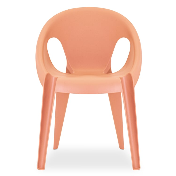 Armlehnstuhl Bell Chair Orange
