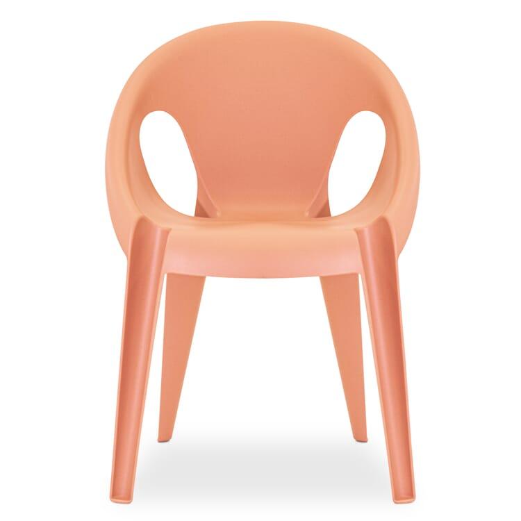 Armlehnstuhl Bell Chair, Orange