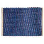 Fußmatte Doormat Blau