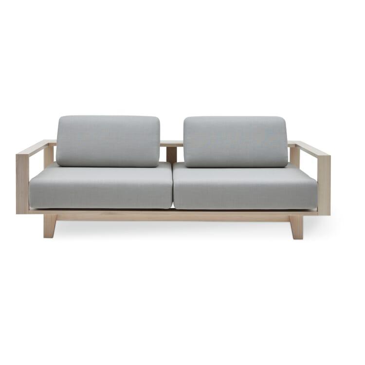 Sofa Wood, Hellgrau