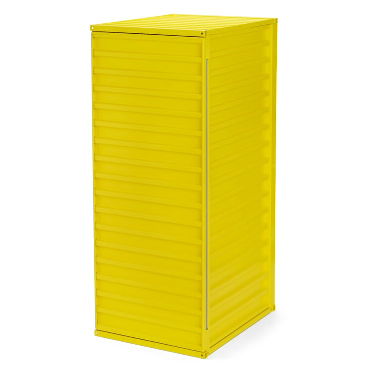 Container DS Plus, Schwefelgelb RAL 1016