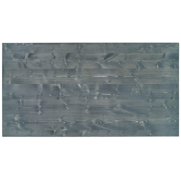 Tischplatte Uni 2, Granitgrau RAL 7026