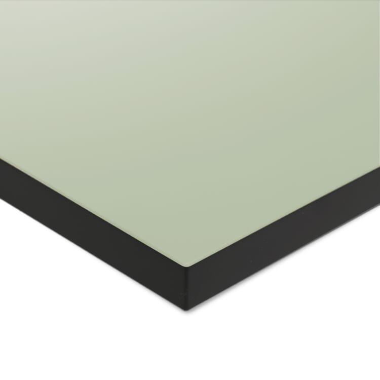 Tischplatte zu Tischgestell ERIK, quadratisch, Mint